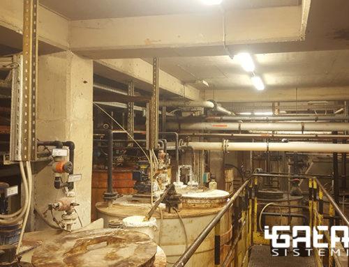 Izgradnja kislinske kanalizacije